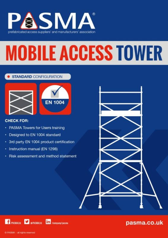Ridgeway Scaffold Hire Mobile Access Tower Information