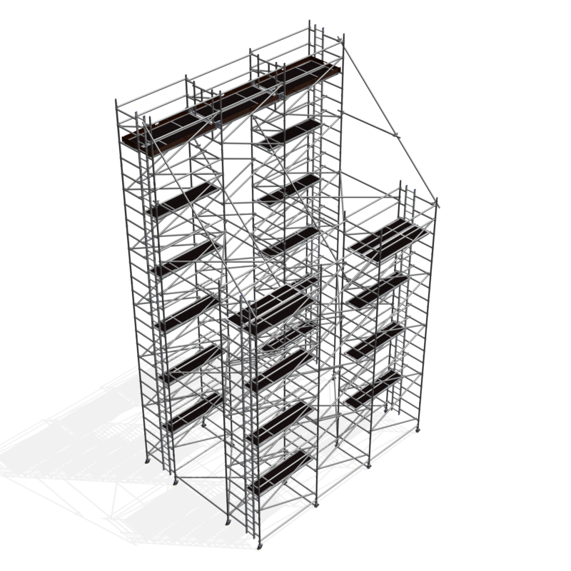 Complex Tower Structure